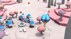Game Concepts on Behance