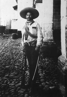 Joven Francisco Villa