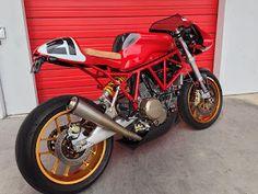 Ducati Super Sport by Timothy Semeraro