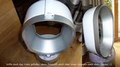 Dyson AM10 humidifier Funktion, Automatik, Fernbedienung