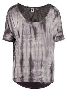 LONG JOURNEY - Basic T-shirt - grey