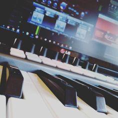 Estoy más en mi rincón que una araña misma.  #pistashiphop #pin  #producerlife -- Visita Pistas-HipHop.com