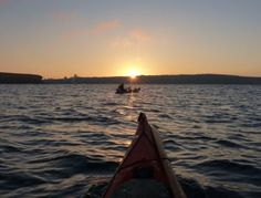 Dawn Paddles, Grotto Point to North Head