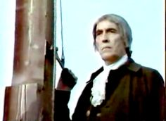 Charles Henri-Sanson, the executioner. From a French TV movie.