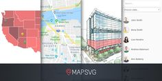 Learn how you can create interactive #GoogleMaps in #WordPress with the powerful #MapSVG plugin Buy Instagram Followers, Brooklyn Heights, Interactive Map, Wordpress Plugins, Brazil, Maps, Learning, Create, Blue Prints