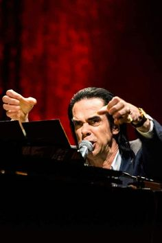 Red Right Hand, The Bad Seed, Nick Cave, Music Icon, Post Punk, Best Artist, Rock Bands, Seeds, Singer