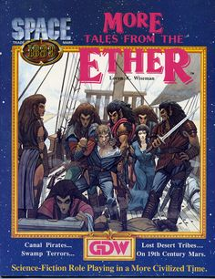 Space 1889: More Tales from the Ether ~ GDW (1989)