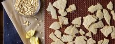 Pine Nut Parmesan - The Raw Chef