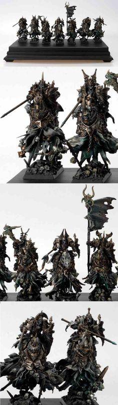 Vampire Counts - Black Knights