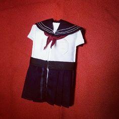 セーラー服型ティシュケースの作り方① - FC2ノウハウ