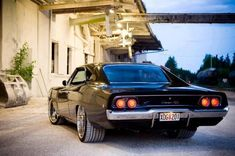 that booty does squats, its got muscle  #dodge charger