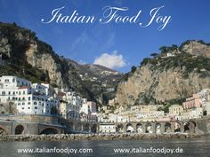 #Amalfi beatutiful place in #Italy  #Italian #Food Joy www.italianfoodjoy.de www.italianfoodjoy.com Amalfi, Landscapes, Joy, Italy, Places, Gourmet, Ham And Cheese, Paisajes, Scenery