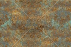 Vintage Bronze Background - Fotobehang & Behang - Photowall