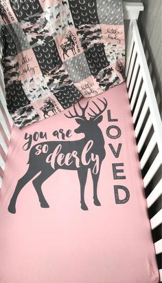 Crib/Toddler Bedding , Baby , Woodland , Dear, Moose , Camo ,Hunting , Buck ,Deerly Loved , Arrow , Baby Bedding , Babylooms Crib Bedding Camouflage Baby, Baby Bedding, Nursery Bedding, Bedding Sets, Baby Canopy, Crib Sets, Camo Baby Stuff, Everything Baby, Baby Time