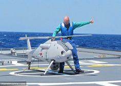 Mer et Marine : La France fait l'acquisition de son premier drone naval Air Fighter, Fighter Jets, Professional Drone, Flying Drones, Drone Technology, Military Equipment, Drone Quadcopter, Private Jet, Aerial Drone