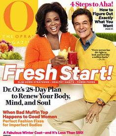 TV's Dr. Oz Teams Up With Hearst To Test New Magazine - Forbes