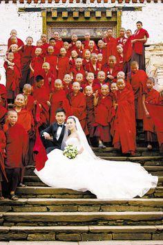林青霞(ブリジット・リン)が明かすトニーとカリーナの結婚式
