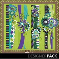 Check out these fun designs by #4MyBabiesScraps @MyMemories.com #Craft #Creative #Digital #Scrapbook #Aw_pnp_border-preview