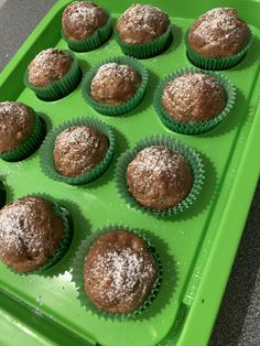 """These muffins are a great breakfast, snack or diet dessert that I have designed to be light on sugar, with no oil or butter! It's a """"skinny"""" muffin recipe you will actually enjoy. Adding coarsely chopped walnuts brings out additional flavor and texture. Skinny Banana Bread, Banana Bread Muffins, Skinny Muffins, Bread Tin, Be Light, Muffin Cups, Cake Flour, Muffin Recipes, Butter"""