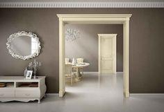 Massive wood door, solid wood doors, Italian wooden door, Romagnoli porte