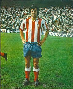 José Gárate: Gana su primera Liga en la temporada 69-70. Además con el Atlético de Madrid conseguiría dos Ligas más y dos Copas del Rey. Gárate participa con su equipo en la final de la Copa de Europa de 1974, y al año siguiente consigue la Copa Intercontinental.