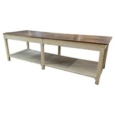 Check out this item at One Kings Lane! French Table de Drapier