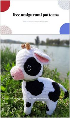 We share the Amigurumi Buzu pattern for free. You can visit our site to reach this pattern and more. We share the Amigurumi Buzu pattern for free. You can visit our site to reach this pattern and more. Crochet Animal Patterns, Crochet Patterns Amigurumi, Stuffed Animal Patterns, Crochet Animals, Dinosaur Stuffed Animal, Crochet Cow, Crochet Dolls, Free Crochet, Pet Toys