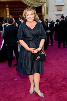 Eve Stewart - 85th Annual Academy Awards - Arrivals