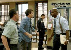 Inside Brooklyn's 99th Precinct