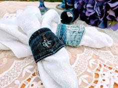 Blue Jean Wedding, Denim Baby Shower, Diamonds And Denim Party, Denim Decor, Jeans Wedding, Cute Jeans, Diy Jeans, Diamond Party, Denim And Lace