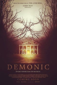 Demonic (2015)  fun ride, although my suspension of disbelief slipped just at the end there
