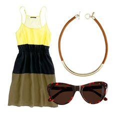 Cute dress.Best Summer Sales 2012 @FabSugar#Repin By:Pinterest++ for iPad#