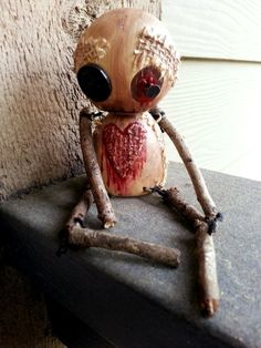 Design Your Own Voodoo Doll - Made to Order