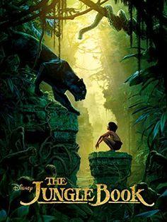 The Jungle Book (2016) Amazon Video ~ Bill Murray…