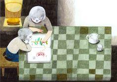 felicita sala illustration