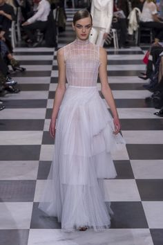 The Best of Christian Dior Haute Couture Spring/Summer 2018 Collection Dior Haute Couture, Christian Dior Couture, Couture Week, Style Couture, Spring Couture, Couture Fashion, Dior Fashion, Fashion Week, Runway Fashion
