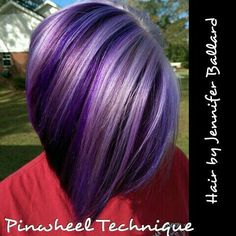 Pinwheel technique
