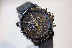 Raymond Weil Nabucco Rivoluzione II Chronograph Watch