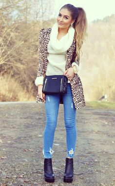 OUTFIT DEL DÍA: Fashion outfit, Look fashionista.