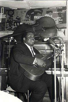 Willie Dixon. American Folk Blues Festival. Live at Jazz House, Wiesbaden, D, Monday, Nov. 16th, 1964