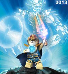 LEGO Legends of Chima: vanaf Januari 2013 te koop bij Toys XL!