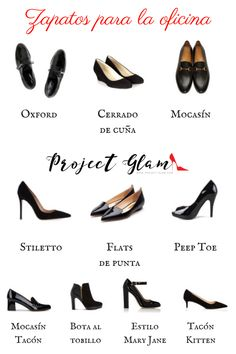 #Zapatos ideales para la oficina