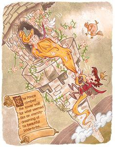 Fairy taleswith a weird twist!