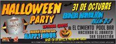 Halloween Party @ El Cimiento Pool Bar, San Sebastian #sondeaquipr #halloween2014 #elcimientopoolbar #haciendaeljibarito #sansebastian