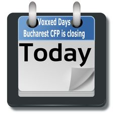 Voxxed Bucharest 2016 Call for Papers
