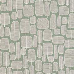 Papier Peint Little Trees MISS PRINT