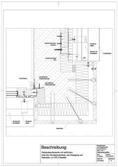 D-03-0003 Gebäudeaußenecke mit seitlichem Holz-Alu-Fassade und Übergang von Naturstein zu HPL-Fassade