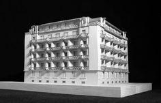 Pietro Aschieri - Casa De Salvi, Rom 1930