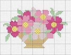 1 million+ Stunning Free Images to Use Anywhere 123 Cross Stitch, Cross Stitch Borders, Cross Stitch Flowers, Cross Stitch Charts, Cross Stitch Designs, Cross Stitching, Cross Stitch Embroidery, Cross Stitch Patterns, Beading Patterns