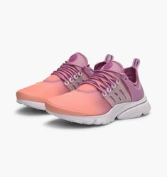 Nike Wmns Air Presto Ultra Breeze Sunset Glow White Orchid Glacier Sale